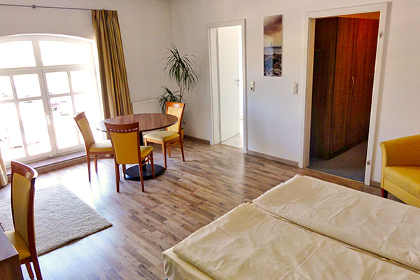 Zimmeransicht Maritim Golf-Appartement