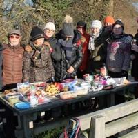 Jahresauftakt Der Seerosen Am 05.01.2017: Picknick StattGolf