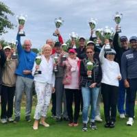 Sieger Und Platzierte Der MGO-Clubmeisterschaften 2019