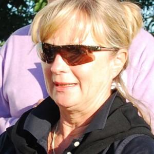 Clubmeisterin Seniorinnen Birgit Schlicht