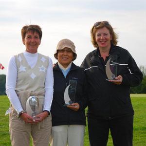 CM 2012 - Siegerinnen Damen