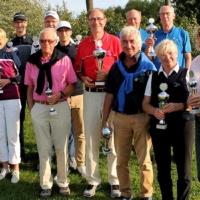 Sieger Und Platzierte Der Clubmeisterschaften 2018
