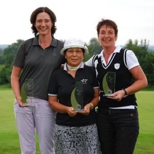 CM 2011 - Siegerinnen Damen
