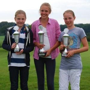 CM 2011 - Siegerinnen Jugend