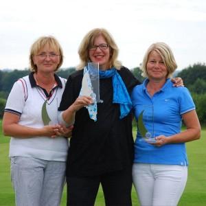 CM 2011 - Siegerinnen Seniorinnen