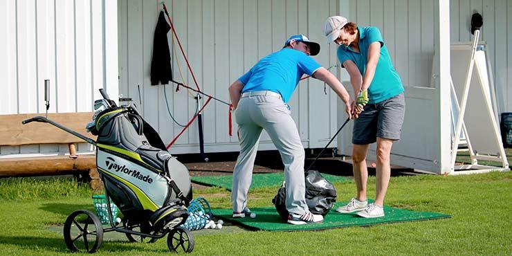 Maritim Golfschule - Einzeltraining mit Malte Mutke