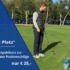 "Teaser Golfkurs ""Fit Für Den Platz"" / Pro Olaf Strunck Mit Schüler Am Chipping-Grün"