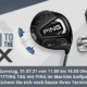 Teaser Custom Fitting Tag Mit Ping Am 31.07.2021 / Ansicht PING G425 Schläger
