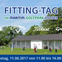 11.06.2017: Großer Fitting-Tag Mit TaylorMade, Callaway, PING Und Titleist
