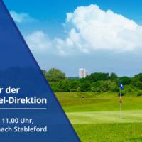 Banner Gästeturnier Der Maritim Hotel-Direktion / Ansicht Bahn Schloß 7