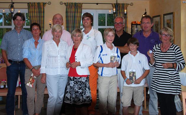 Gewinner Jugend-Fördercup 2011