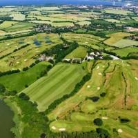 Luftaufnahme Maritim Golfpark Ostsee