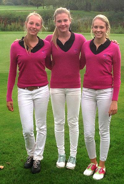 GVSH-MM-2014: Emily Poss, Emily Strunck, Antonia Bremeyer