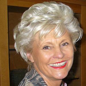 Ladies Capatain Hannelore Schramm