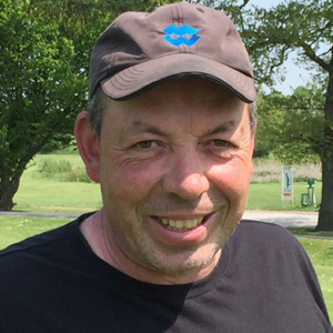 Head-Greenkeeper Volker Fahrenson