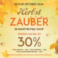 Banner Herbstzauber Im Maritim Pro-Shop - Sparen Sie Bis Zu 30%