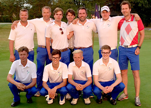 Maritim Golfclub Herrenmannschaft 2014