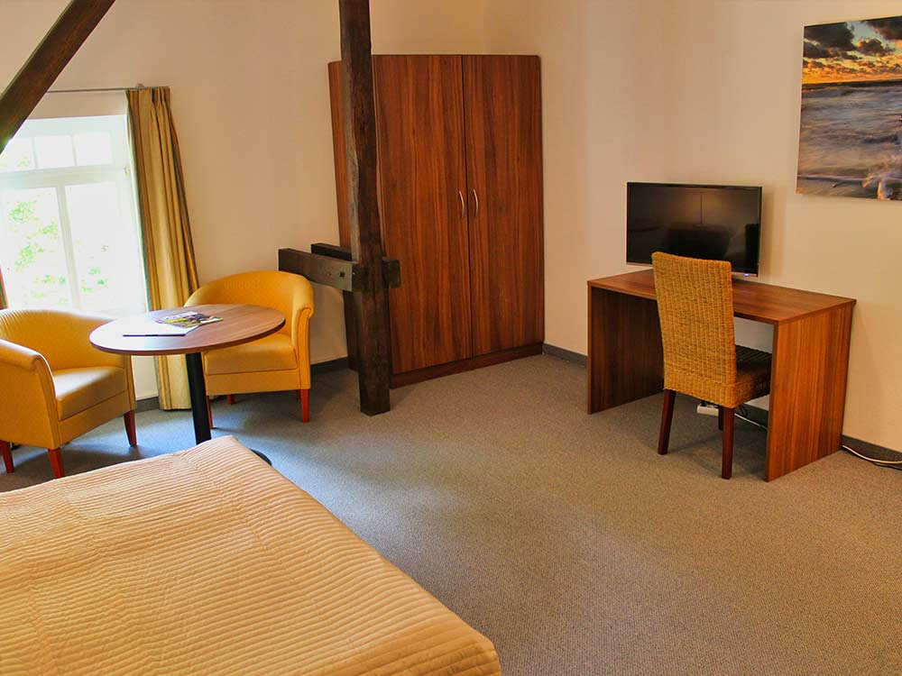 Innenansicht Maritim Golf-Appartement