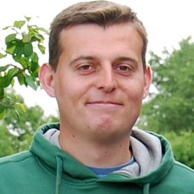 Jörg Fahm - Greenkeeper