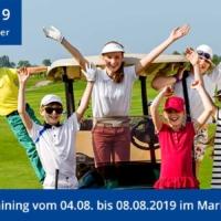 Jugendcamp 2019 - Zeltlager Und Golftraining