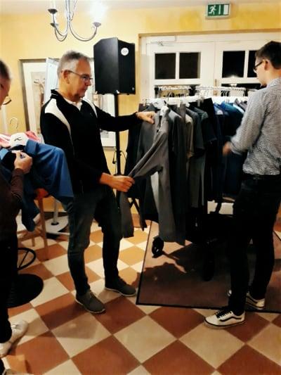 Maritim Pro-Shop - Kjus Golfmode Präsentation