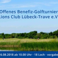 Lions Club Lübeck-Trave E.V. Turnier 2018