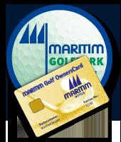 Logo Maritim Golfpark / OwnersCard
