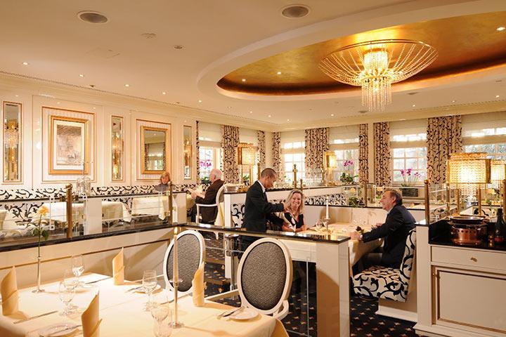 Maritim Seehotel - Ansicht Gourmet-Restaurant Orangerie