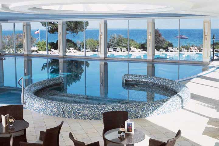 Maritim Seehotel - Ansicht Spa-Bereich