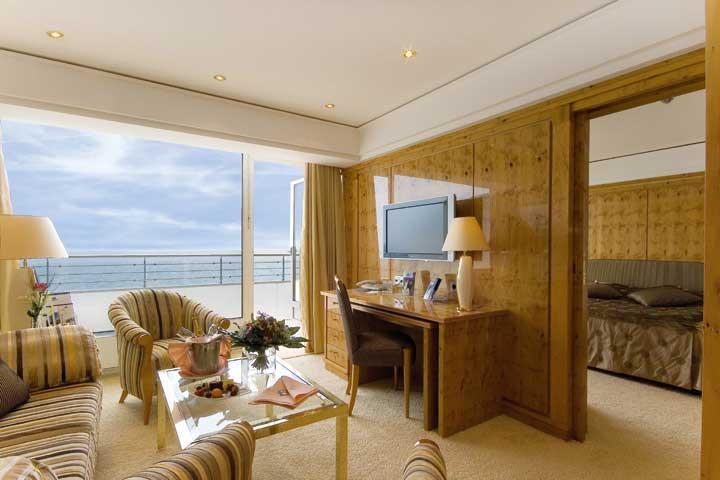 Maritim Seehotel - Ansicht Suite