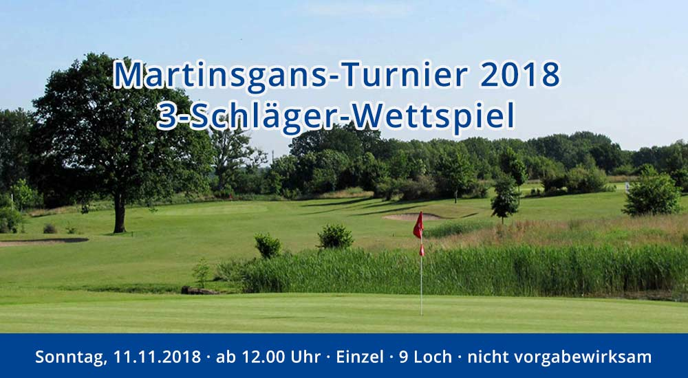 Martinsgans-Turnier 2018