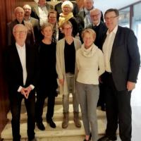 Gruppenfoto Der MGO Ehrenamtler/innen Im Maritim Seehotel