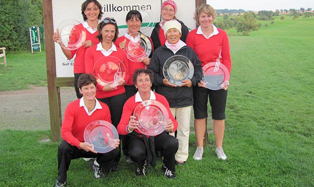 MGO-Damenmannschaft 2010