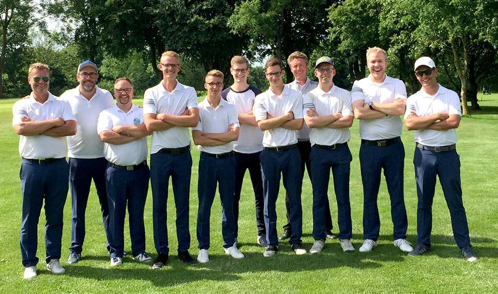 MGO-Herrenmannschaft 2017