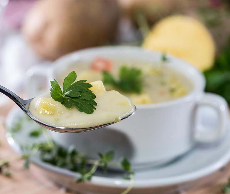 Mulligan´s Bistro - Suppen und Eintöpfe