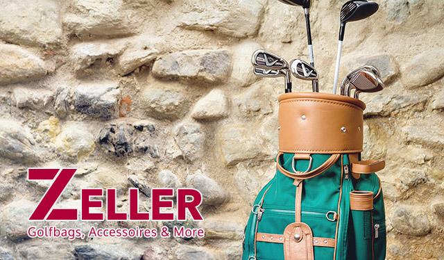 Neu im Maritim Pro-Shop: ZELLER Golfbags und Accessoires