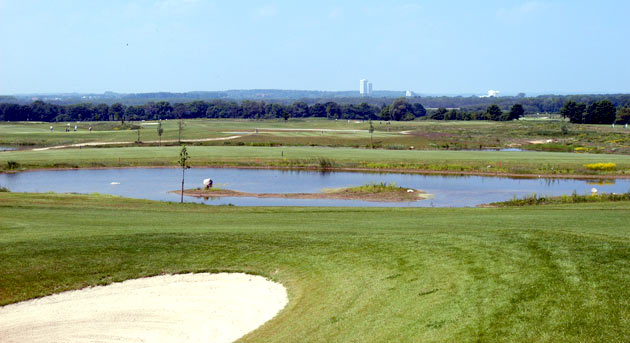 Platzansicht Maritim Golfpark 2003