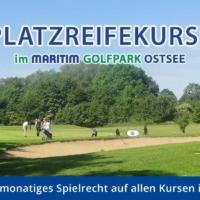 Maritim Golfschule: Platzreifekurse Inklusive 3-monatiges Spielrecht Ab199,-€