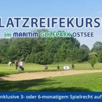 Platzreifekurse Im Golfpark Ab 199,- €