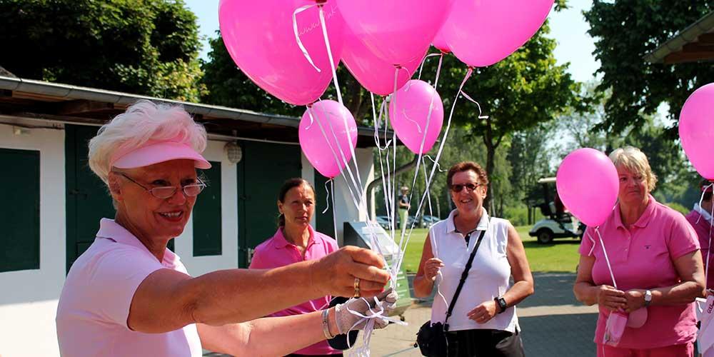 Warnsdorfer Seerosen - Pink Ribbon Tag 2018