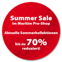 Banner Summer Sale Im Maritim Pro-Shop