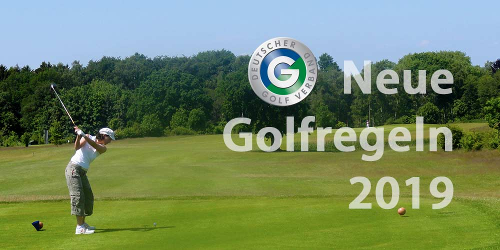 Neue Golfregen 2019 / Spielszene See 7