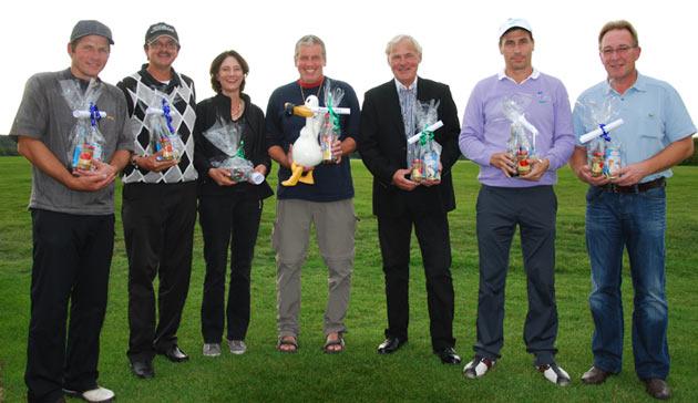 Sieger Baltic Cup 2011 - Matchplay und Turnier