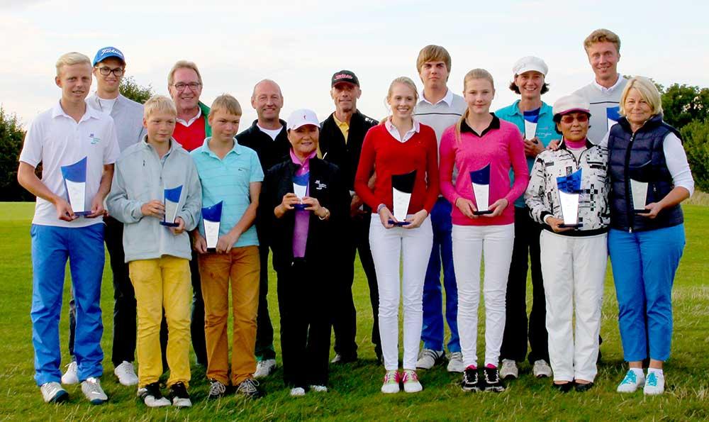Clubmeisterschaften 2014 – Sieger und Platzierte