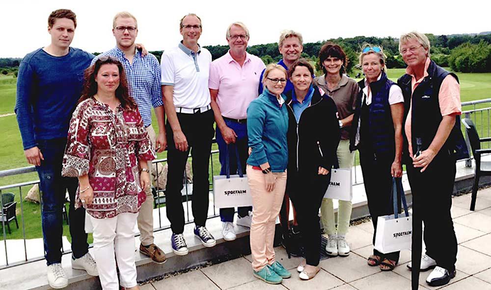 Sieger und Platzierte Vorstand Open 2016