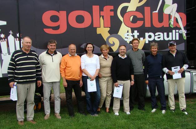 Sieger und Platzierte Sonnenaufgangsturnier 2012