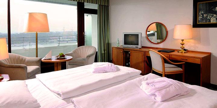 Maritim Strandhotel - Superior Zimmer