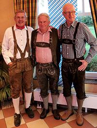 TeilnehmerInnen Oktoberfest-Turnier 2017