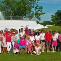 Teilnehmerinnen Des Pink Ribbon Turniers 2019