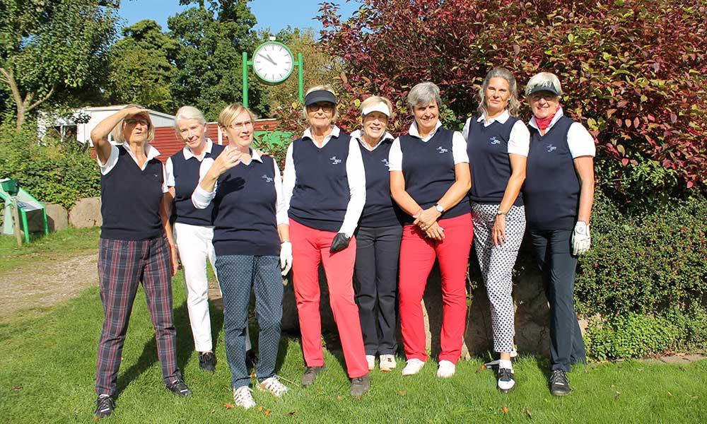 Warnsdorfer Seerosen - Golfreise 2017